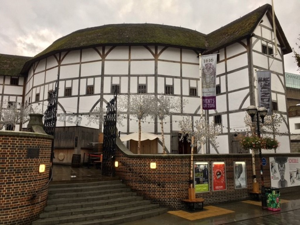 London S Globe Theatre Going Places