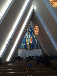 Arctic Cathedral - Tromso